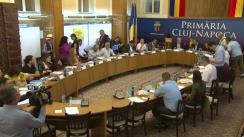 Ședința Consiliului Local Cluj-Napoca din 6 iulie 2018