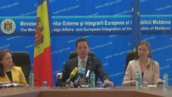 Reuniunea ambasadorilor Republicii Moldova