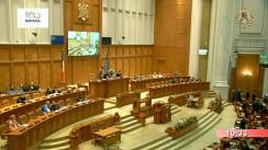 Ședința în plen a Camerei Deputaților României din 10 iulie 2018
