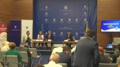 """Dezbaterea organizată de Ministerul Afacerilor Externe, în parteneriat cu Institutul European din România, cu tema """"Semestrul European 2018: Recomandări specifice de țară și măsuri naționale de răspuns"""""""