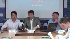 Prezentarea a trei studii lansate de IDIS Viitorul pe problematica transnistreană