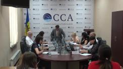 Ședința Consiliului Coordonator al Audiovizualului din 13 iulie 2018