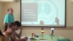 """Conferință de presă organizată de Centrul """"BB-Dializă"""" din Chișinău cu tema """"Miturile dăunează sănătății"""""""