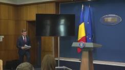 Conferință de presă după ședința Guvernului României din 12 iulie 2018