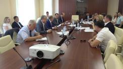 Ședința Comisiei economie, buget și finanțe din 13 iulie 2018