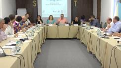 """Evenimentul de lansare a Inițiativei Civice """"Pentru un Parlament Curat 2018"""""""