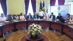 Ședința săptămânală a serviciilor primăriei Chișinău din 16 iulie 2018