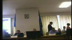 Ședința comisiei pentru administrație publică și amenajarea teritoriului a Camerei Deputaților României din 9 iulie 2018
