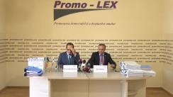 Conferința de presă organizată  de Asociația Promo-LEX cu ocazia pronunțării Hotărârii Curții Europene a Drepturile Omului pe cauza țăranilor