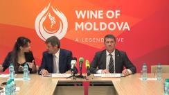 Semnarea Memorandumului de Înțelegere ce prevede cooperarea pentru protecția calității în sectorul vitivinicol