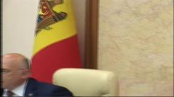Ședința Guvernului Republicii Moldova din 18 iulie 2018