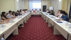 """Masa rotundă organizată de Asociația pentru Guvernare Eficientă și Responsabilă cu tema """"Achizițiile publice - între legislație și practică"""""""