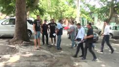 Reprezentanții mai multor federații sportive protestează în semn de protest față de intențiile lui Andrei Năstase de a sabota construcția Arenei Chișinău