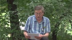 Declarație de presă susținută de Partidul Ecologist Român susținută de prof. Dr. Univ. Mircea Vintilescu vicepreședinte PER