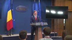 Declarații după ședința Guvernului României din 19 Iulie 2018