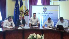 Ședința săptămânală a serviciilor primăriei Chișinău din 23 iulie 2018