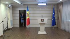 Declarația fracțiunii PSRM în timpul ședinței Parlamentului Republicii Moldova din 20 iulie 2018