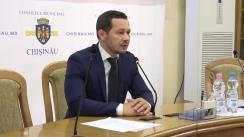Ședința Consiliului Municipal Chișinău din 24 iulie 2018