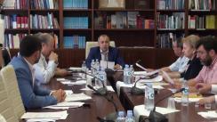 Ședința Comisiei economie, buget și finanțe din 24 iulie 2018