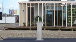 Deschiderea noii case solare EFdeN Signature