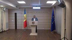 Declarațiile lui Mihai Ghimpu în timpul ședinței Parlamentului Republicii Moldova din 26 iulie 2018