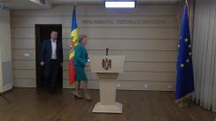 Declarația fracțiunii PSRM în timpul ședinței Parlamentului Republicii Moldova din 26 iulie 2018