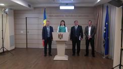 Declarația fracțiunii PL în timpul ședinței Parlamentului Republicii Moldova din 26 iulie 2018