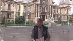 Declarație de presa susținută de Ovidiu Zara, vicepreședinte PER