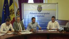 Ședința săptămânală a serviciilor primăriei Chișinău din 30 iulie 2018