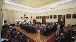 Ședința Consiliului Local Iași din 27 iulie 2018
