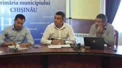 Declarații după ședința săptămânală a serviciilor primăriei Chișinău din 30 iulie 2018