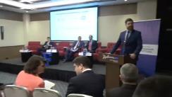 """Conferința organizată de Fundația Konrad Adenauer, Fundația Friedrich Naumann pentru Libertate și IDIS """"Viitorul"""" cu tema """"Consolidarea încrederii în procesele democratice: provocări juridice și politice în Republica Moldova"""""""