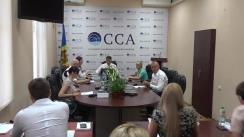 Ședința Consiliului Coordonator al Audiovizualului din 1 august 2018