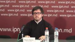 """Briefing de presă cu tema """"Pocăința publică a preotului Maxim Melinti"""""""