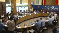 Ședința Consiliului Local Cluj-Napoca din 1 august 2018