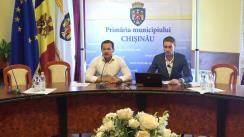 Prezentarea raportului Grupului de lucru pentru examinarea și evaluarea modului de amplasare sau reamplasare a gheretelor din municipiul Chișinău