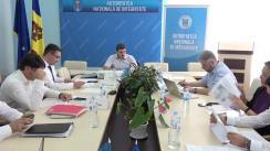 Ședința Consiliului de Integritate al Autorității Naționale de Integritate din 7 august 2018
