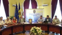Ședința săptămânală a serviciilor primăriei Chișinău din 6 august 2018
