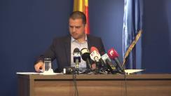 Prezentarea bilanțului după șase luni de mandat a Ministrului Turismului, Bogdan Trif