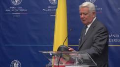 Prezentarea bilanțului activității din primul semestru al anului 2018 de către Ministrul Afacerilor Externe, Teodor Meleșcan