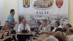Ședința Extraordinară a Consiliului Local Zalău din 7 august 2018
