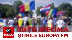 Ediție Specială Știrile Europa FM: Mitingul Diasporei