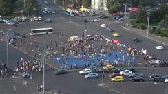 Protestul din Piața Victoriei din 11 august 2018