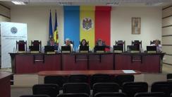 Ședința Comisiei Electorale Centrale din 14 august 2018