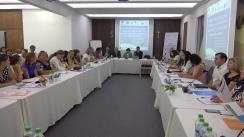"""Conferința de presă de lansare a proiectului """"Ajutor pentru copiii cu tulburări de spectru autist (TSA) și alte tulburări genetice din Republica Moldova"""""""