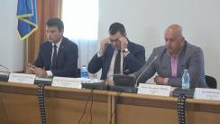 Ședința Comisiei pentru apărare, ordine publică și siguranță națională a Camerei Deputaților României