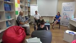 """HuB Electoral 2.0 cu tema """"Mass-media și libertatea alegătorilor de a-și forma o opinie"""""""