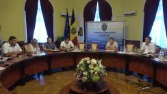Ședința Echipei de lucru pentru Bugetul Civil Chișinău