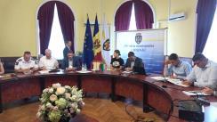 Ședința săptămânală a serviciilor primăriei Chișinău din 20 august 2018