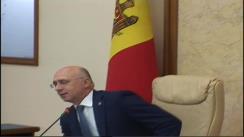 Ședința Guvernului Republicii Moldova din 20 august 2018